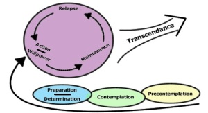 Behavioural Change Process_Prochaska and DiClemente