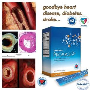 Goodbye Heart Disease, Diabetes and Strokes