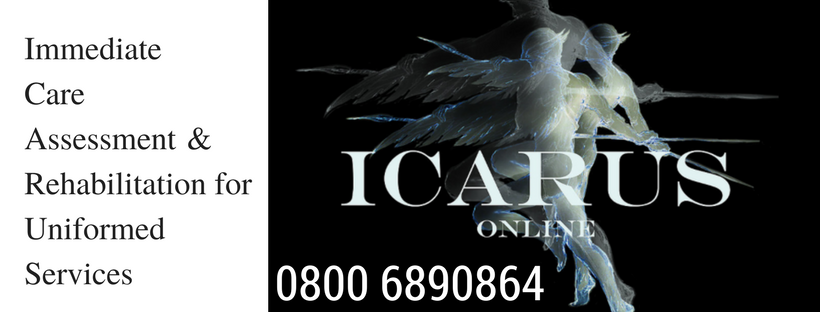 ICARUS Onliine FB Cover