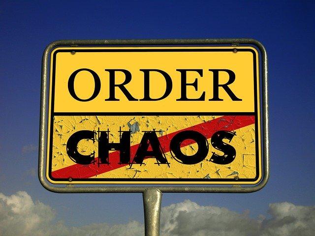 Maintain Order inChaos